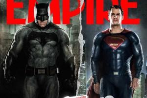 Batman vs. Superman promo courtesy of Fandango